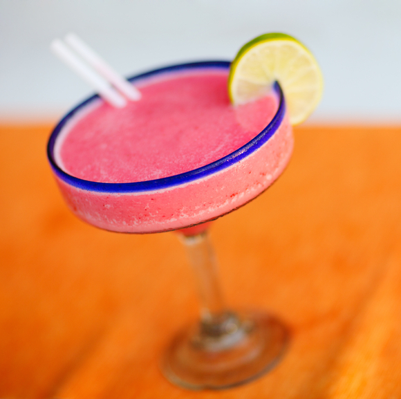 Roberto's Strawberry Marg Recipe